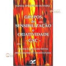 Grupos de sensibilização e criatividade - GSC