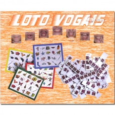Loto vogais
