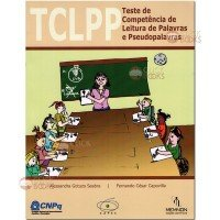 TCLPP - Teste de competência de leitura de palavras e pseudopalavras