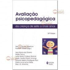 Avaliação psicopedagógica da criança de sete a onze anos