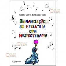 Humanização em pediatria com musicoterapia