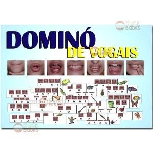Dominó de vogais Boquinhas
