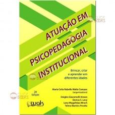 Atuação em psicopedagogia institucional