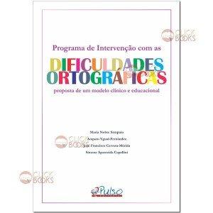 Programa de intervenção com as dificuldades ortográficas