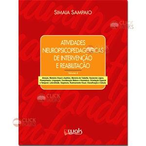 Atividades neuropsicopedagógicas de intervenção e reabilitação - Vol. 4