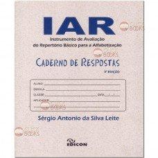 IAR - Instrumento de avaliação do repertório básico para a alfabetização - Nova edição