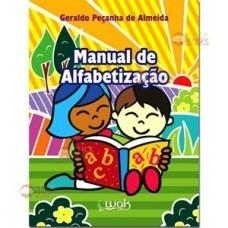 Manual de alfabetização