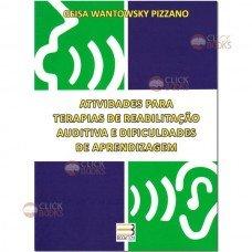 Atividades para terapias de reabilitação auditiva e dificuldades de aprendizagem