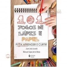 101 Jogos de lápis e papel