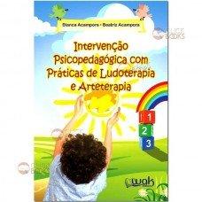 Intervenção psicopedagógica com práticas de ludoterapia e arteterapia