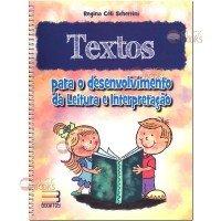 Textos para o desenvolvimento da leitura e interpretação