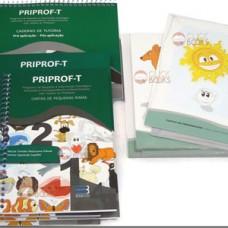 PRIPROF-T - Programa de Resposta à intervenção fonológica associado a correspondência Grafema-Fonema com tutor