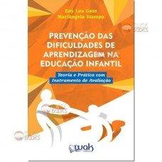 Prevenção das dificuldades de aprendizagem na educação infantil