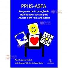 PPHS-ASFA - Programa de promoção de habilidades sociais para alunos sem fala articulada