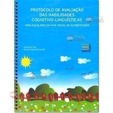 Protocolo de avaliação das habilidades cognitivo-linguísticas