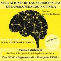 Curso Aplicaciones de las Neurociencias en la Psicopedagogía Clínica