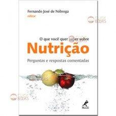 O que você quer saber sobre nutrição